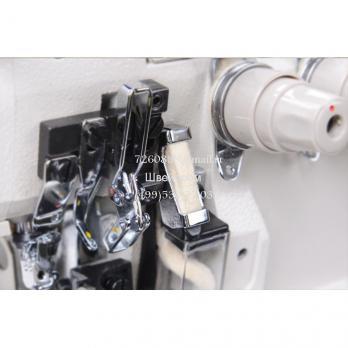 Jack JK-803-M2-04 Оверлок 3х-нит. (голова) для легк-сред.тканей