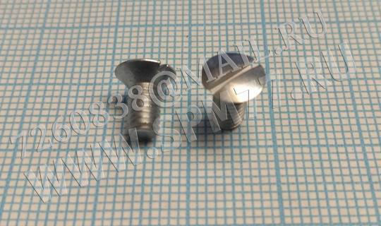 81000068 Винт крепления игольной пластины для ALTIN 8515 (Оригинал)