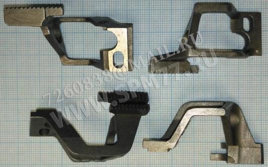 Двигатель ткани 8515 (3-нит.) передний подходит к игольной пластине  81000075 07