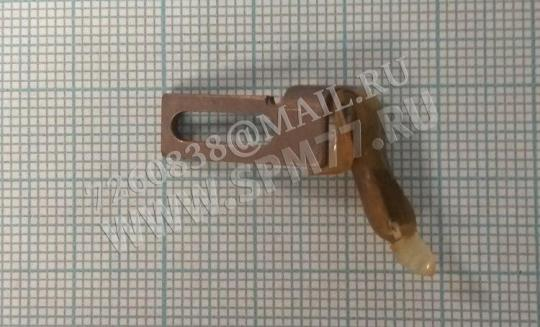 91-018 147-05 Нож PFAFF  1245,1246, 540, 1240, 3582 Кл.  FIXED KNIFE Original (Germany)