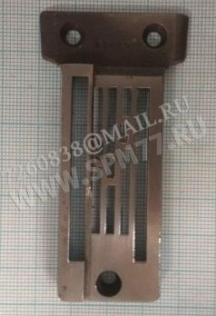 "35824 BQ-8 Игольная пластина AE-8  UNION SPECIAL-35800 BQ  Throat Plate 1/4""  ORIGINAL (USA)"