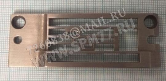 314043-0-00 Игольная пластина Needle plate Rimoldi 364 Оригинал (Италия)