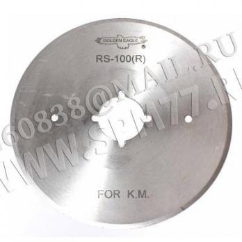 Лезвие дисковое RS-100 (O) 100x21x1,2 мм GOLDEN EAGLE