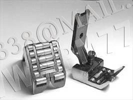 Лапка роликовая R457 (зиг-заг)