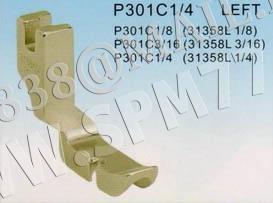"""Лапка под кедер P301C 1/8""""(A) (31358L)"""