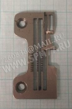 Y2108003 Игольная пластина YAMATO AZ-6003H-04 Original (Япония)  4 мм немного Б/У