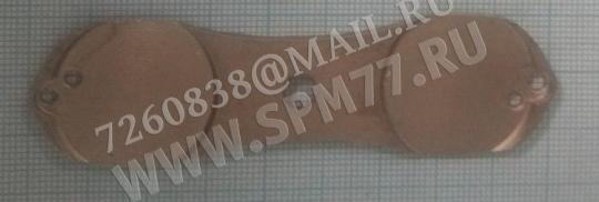 811.080 Игольная пластина Minerva  01204 /P1 Original