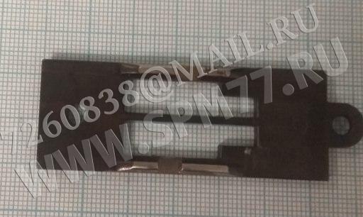 852-М Игольная пластина 2х. игольная 10мм ПМЗ