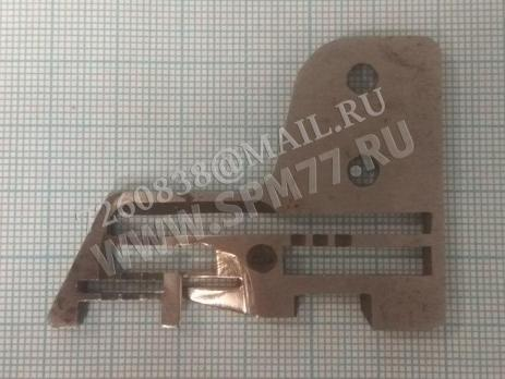 АГАТ Игольная пластина 2-х. рядная 5-нитка 3,2 мм  Juki 816
