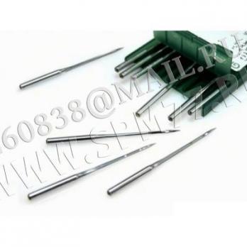 Иглы Groz-Beckert DCx27 SAN10 FFG №70/10