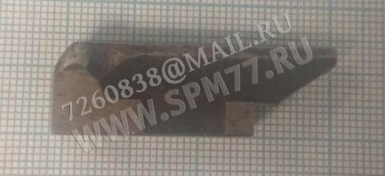 870076 Нож прорубочный с глазком 3x4 mm Minerva 62761-P3