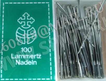780C Иглы швейные №110 /18 LAMMERTZ Германия (старое название GROZ-BECKERT)