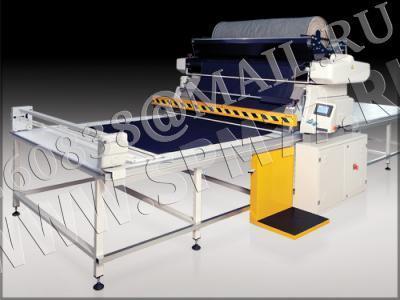 Автоматический настилочный комплекс Ozbilim P5ADD-TT