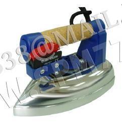 Утюг Comel AKN-08F 721GAB (без вилки)