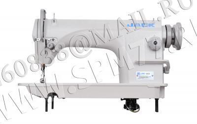 Jack JK-609 (C), (S) швейная машина 1-иг. на тяж. ткани с увелич. челноком (голова)