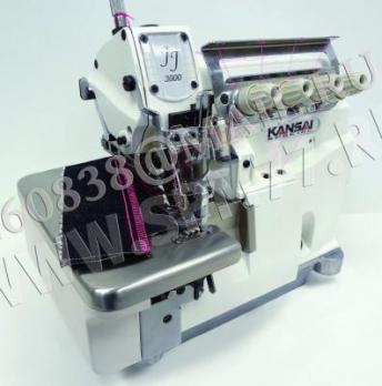 Промышленная швейная машина Kansai Special JJ3116GS-01M 3x4