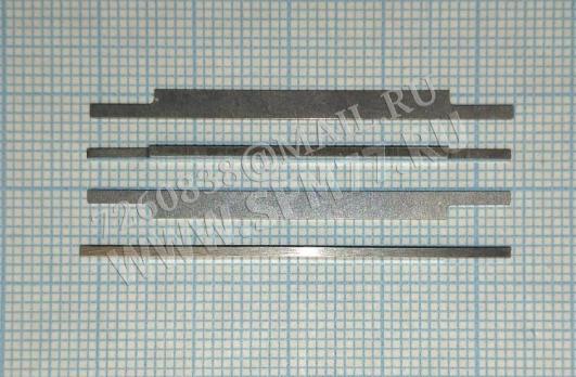 0219 003963 Нижний нож Durkopp Adler 219 (original)