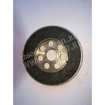4118 Диск фрикциона для мотора  QUICK ROTAN 045057 (PFAFF 71-590 004-37) диаметр внеш.=117 мм на машины PFAFF, DURKOPP, STROBEL