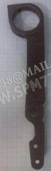 CS761301 Рычаг механизма перемещения двиг. ткани CSEPEL 761  Чепель / 790