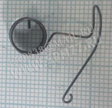 Пружина регулятора натяжения нити Minerva 62761  P2 / P3