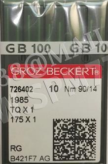 1985 Иглы № 90 TQX1, 175X1,175X5 GROZ-BECKERT