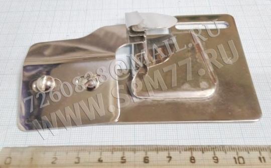 """MS 16 Приспособление регулируемое UMA SS 188 для рубашек на 3/8"""" = 9,5 мм"""