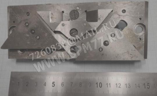 Замочная доска для вязальной машины МПФ-4 (на любой класс)