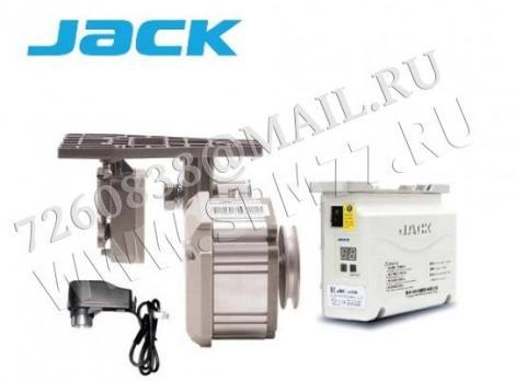 Серводвигатель Jack 513A с позиционером  на 220в и 550вт