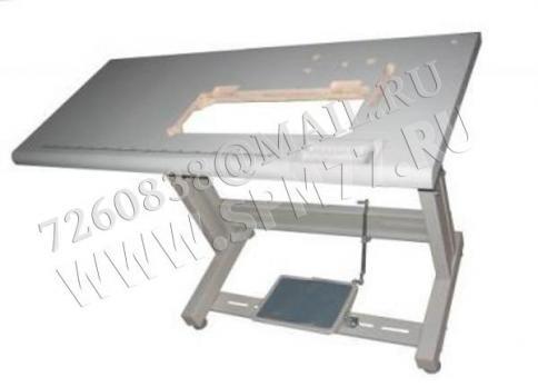 Стол промышленный для Juki DDL-8100, DDL-8700series, DU-1181N, LZ-2280N, DLN-5410