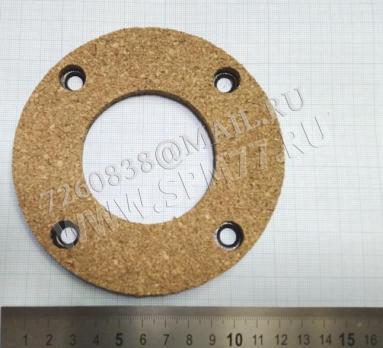 HS-011 накладка ферадо с прорезями для двигателя фрикционного  Д. внешний =120 мм / внутренний 60мм