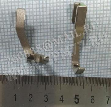 400-22772 лапки  400-21791 на JUKI DU-1181N аналог комплект