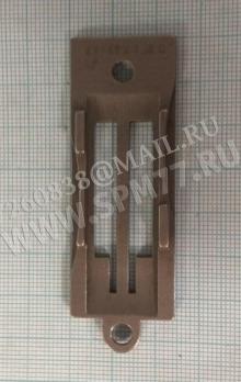 91-058 869-04/008 Игольная пластина на 8 мм PFAFF 542,1242 (Original Germany)