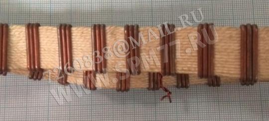 0549 000415A Ремень зубчатый Timing belt DURKOPP 549 кл. Original (GERMANY) , 64 Зуба, 549415a Toothed belt