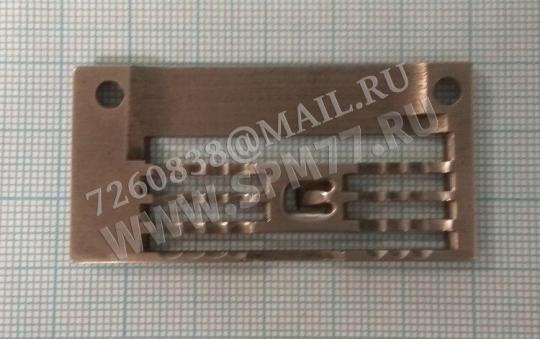 57724-8 Игольная пластина UNION SPECIAL 57700,57700N Original 3,2мм