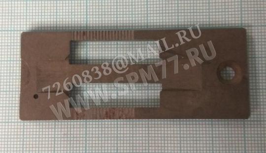 811353 Игольная пластина MINERVA 72207-101 14мм
