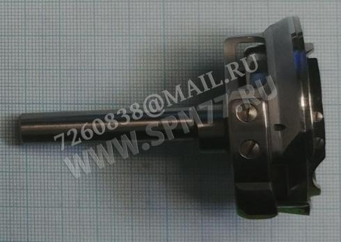 Челнок увеличенный для Durkopp 220 класс 220-181-4 HOOK0220 001814, Singer 144W/145W, 400-32438 для Juki LG-158/LT-591 , Seiko JW-28BL-30 (70661) HSH-445-59 / HSH-445 (SP)  пр-во Hirose Hooks (ORIGINAL JAPAN)