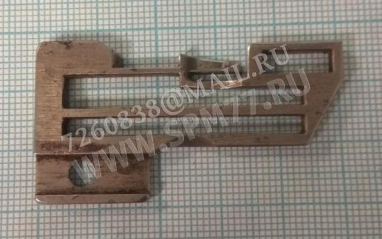 GA 39524 1/8 (HB) Игольная пластина UNION SPECIAL  39500 Original
