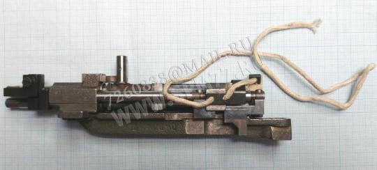 0935 102012 Рамка игловодителя  DURKOPP 745 (ORIGINAL) кулиса игловодителя в сборе 935102012 / Needle Frame 0246 000135