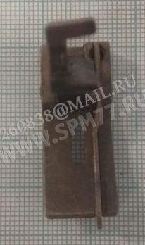 Лапка для отстрочки на 3мм правая с подпружиненной пластиной (без прорези)  отечественная