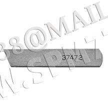 Нож нижний 109-0820 (37472/20919002)