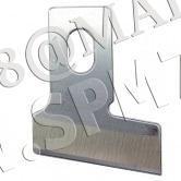 """Нож петельный прорубочный 1"""" (25 мм)"""