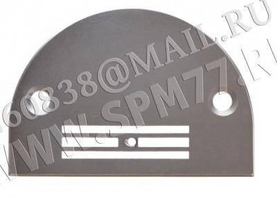 Пластина игольная B1109-012-I00 (I0B) (DDL 9000, легк) original