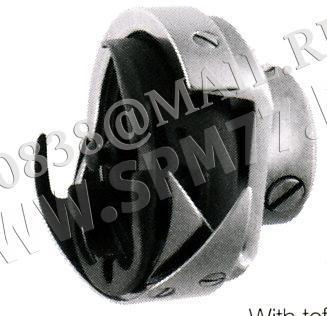 Челночный комплект HSM-ATR (MTQTS) (Japan) для вышивальн. машин (тефлон)