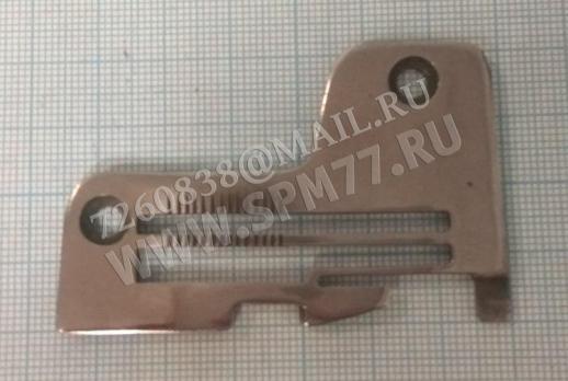 3-х ниточная Игольная пластина для 208, 308 класса ЛЕГМАШ Полтава ( аналог 202508-0-10 RIMOLDI 327, 527)