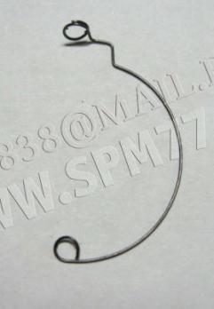 Пружина для CP-G12C, CP-62C для шпул. колпачка JUKI 1162, BROTHER 835
